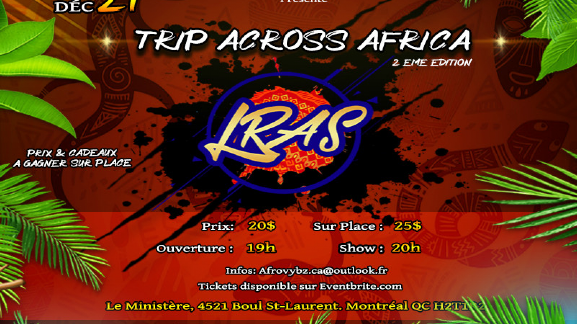 Trip Across Africa