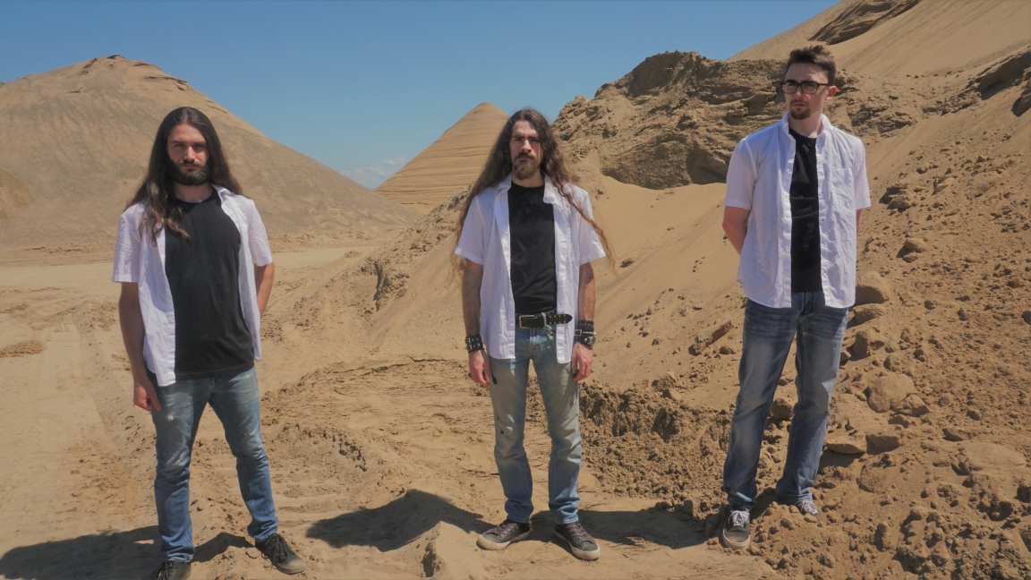 """Odd Times - Lancement """"A Journey in the Desert"""""""