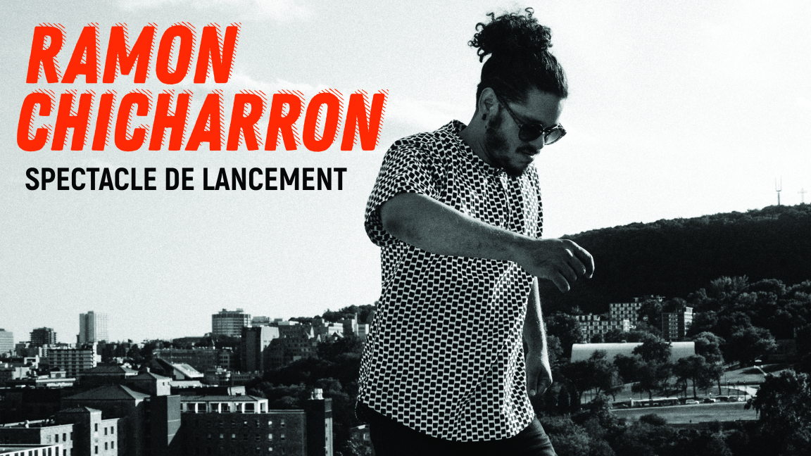 Ramon Chicharron // Lancement d'album virtuel