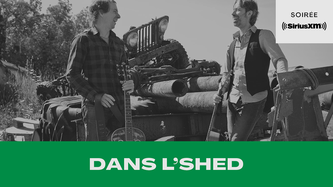DANS L'SHED #CCF20 - Concert virtuel
