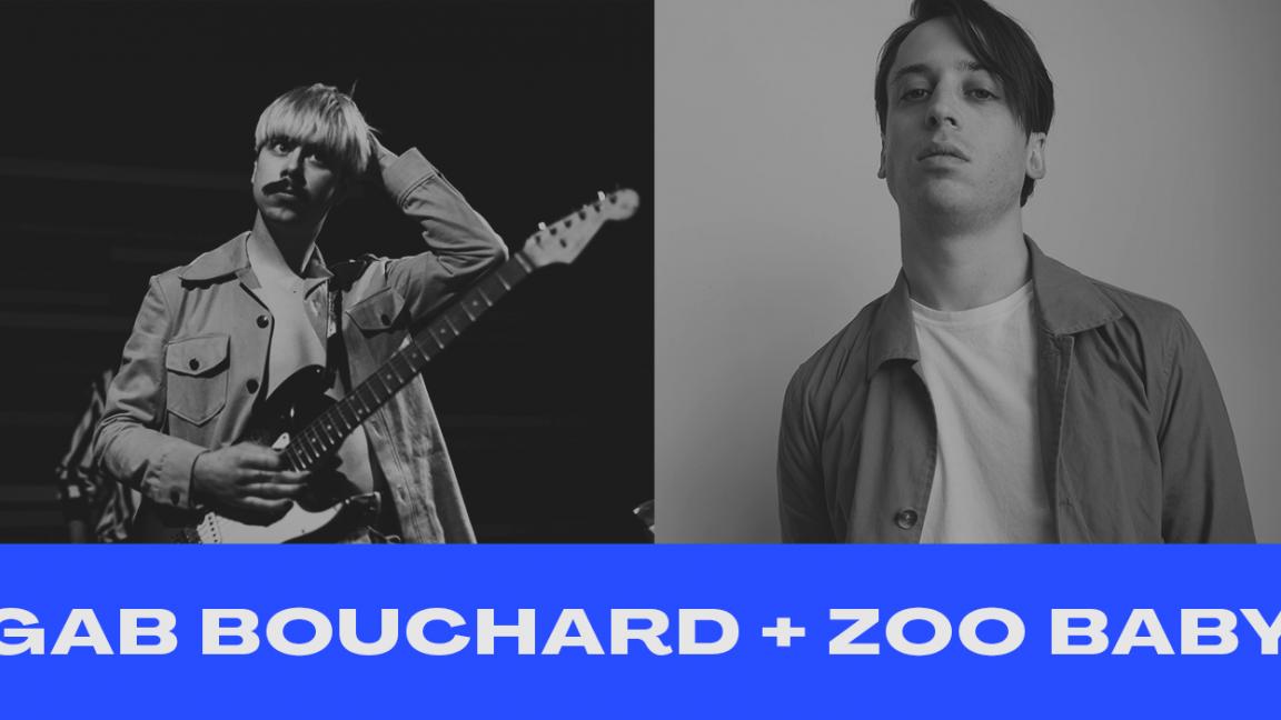 GAB BOUCHARD + ZOO BABY #CCF20