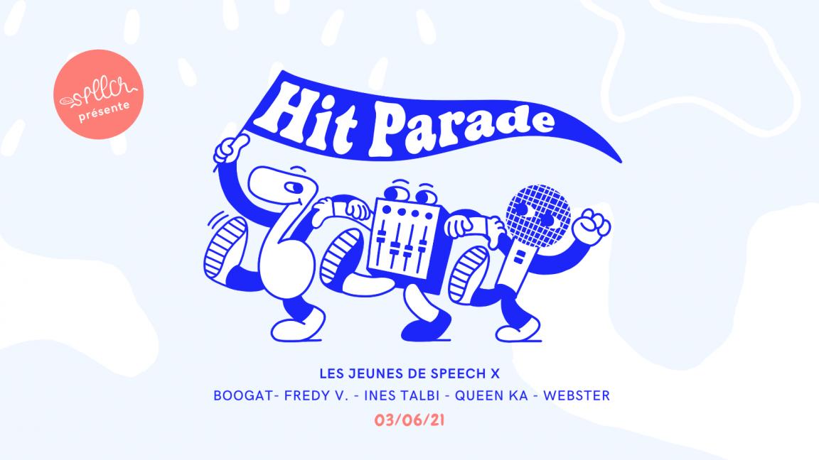 Soirée Hit Parade en WEBDIFFUSION