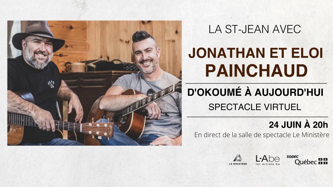 La St-Jean avec Jonathan et Eloi Painchaud (Webdiffusion)