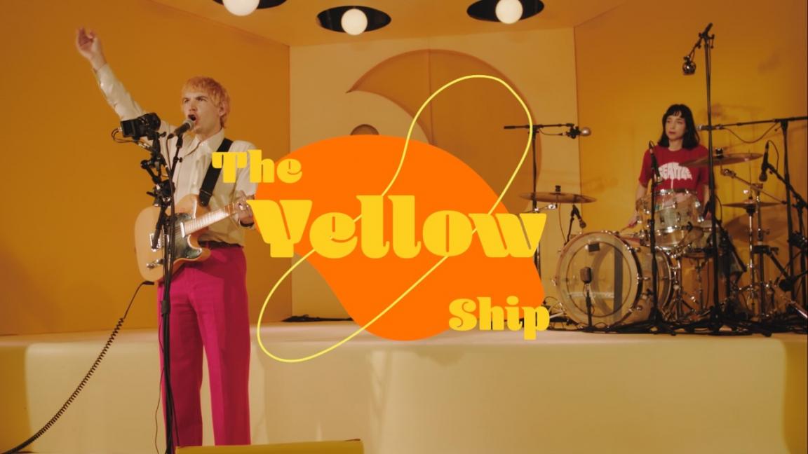 The Yellow Ship – Projection publique