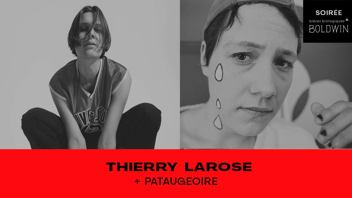 THIERRY LAROSE + PATAUGEOIRE #CCF21