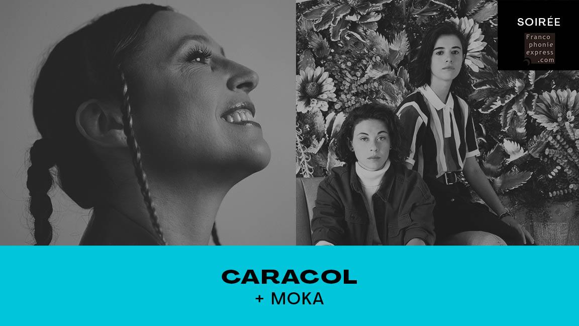 CARACOL + MOKA #CCF21