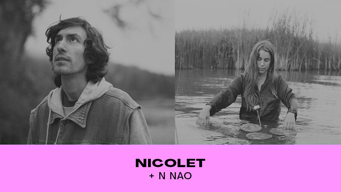 NICOLET + N NAO #CCF21