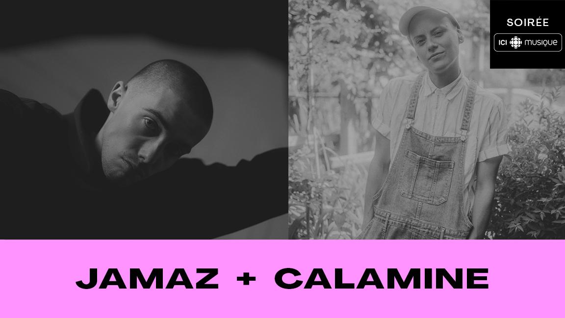 JAMAZ + CALAMINE #CCF21