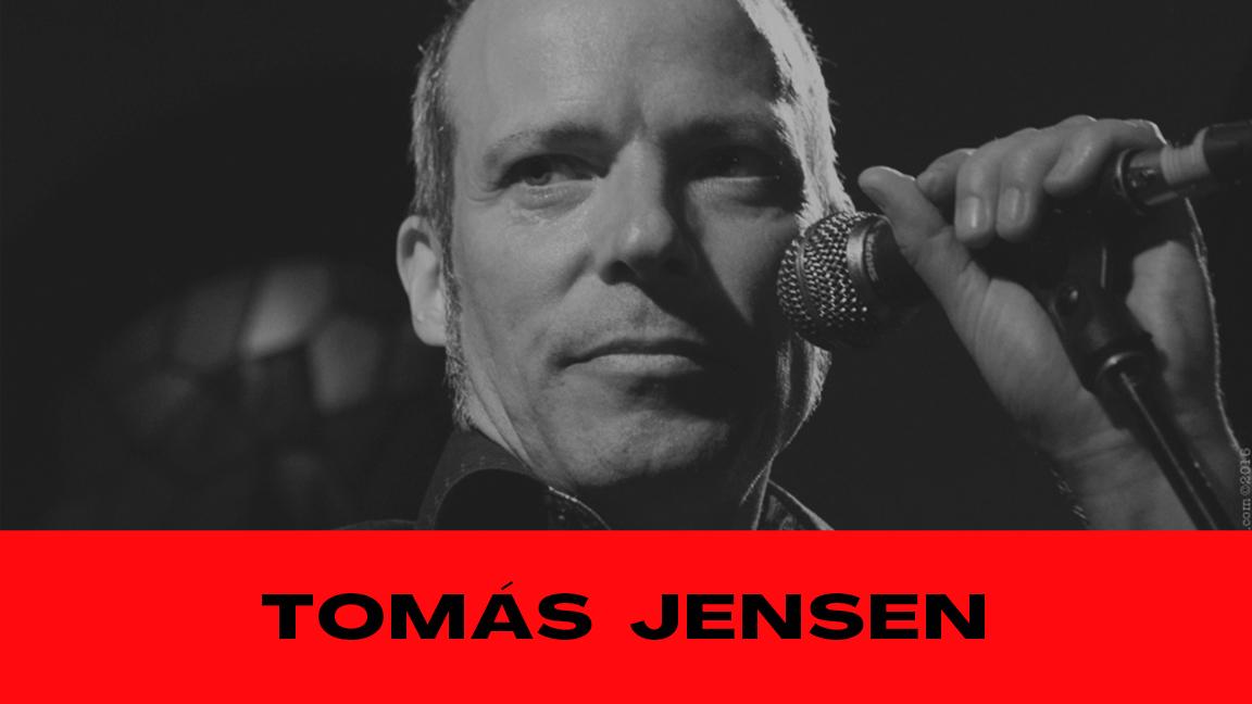 TOMÀS JENSEN #CCF21