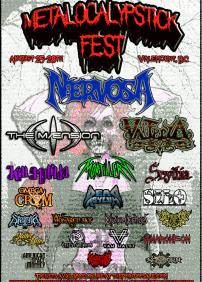 Metalocalypstick Fest