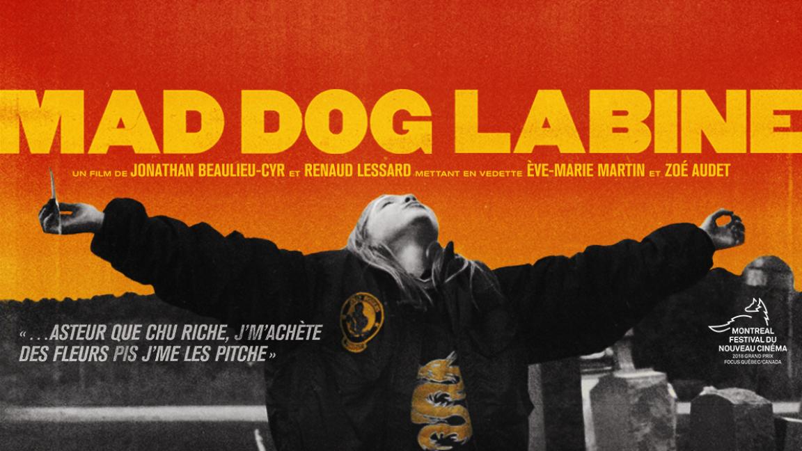 MAD DOG LABINE - Première VIP