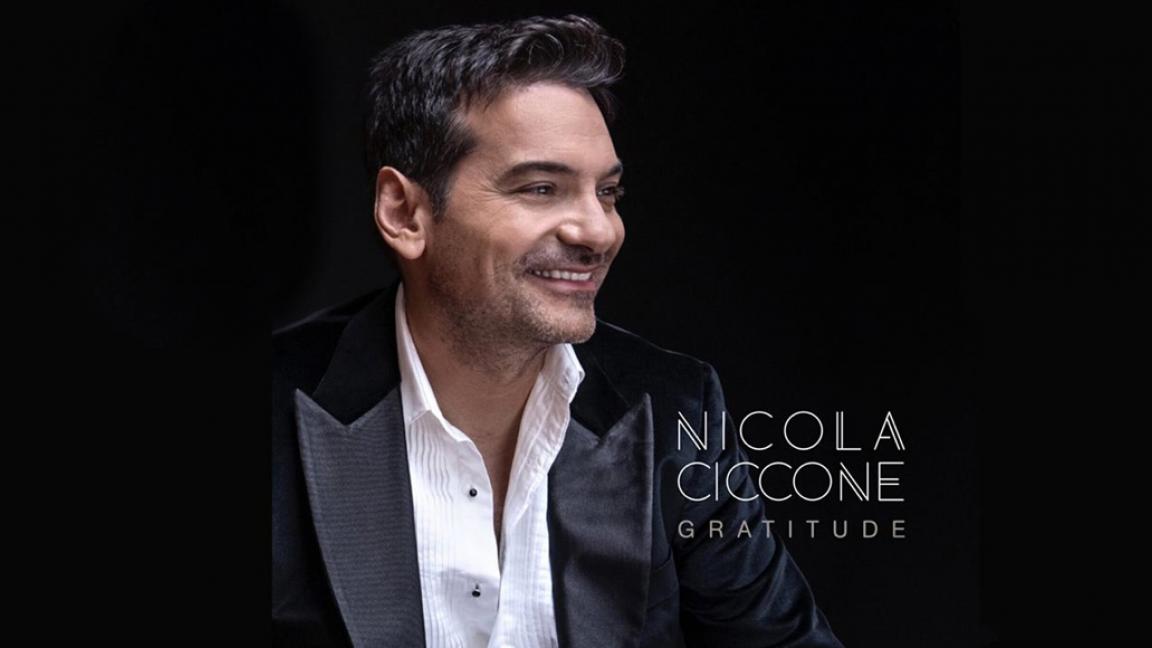 Gratitude - Le nouveau spectacle virtuel de Nicola Ciccone