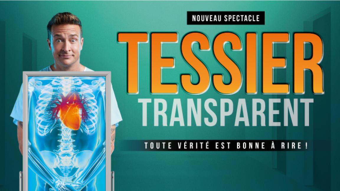 Mario Tessier - Transparent