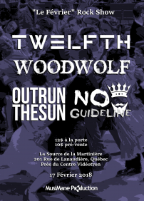 TWELFTH / WOODWOLF