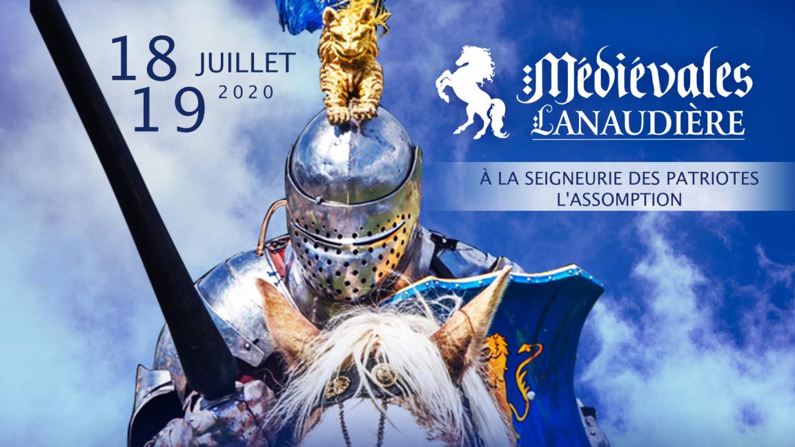 Médiévales de Lanaudière 2020