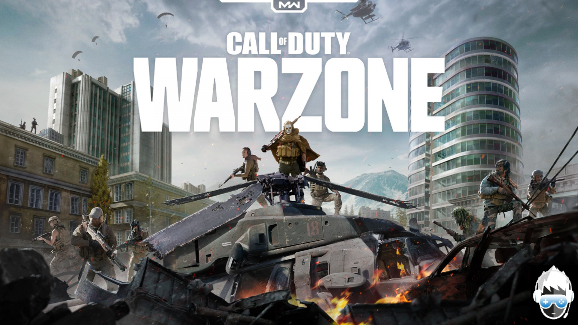 CALL OF DUTY : Modern Warfare (warzone)