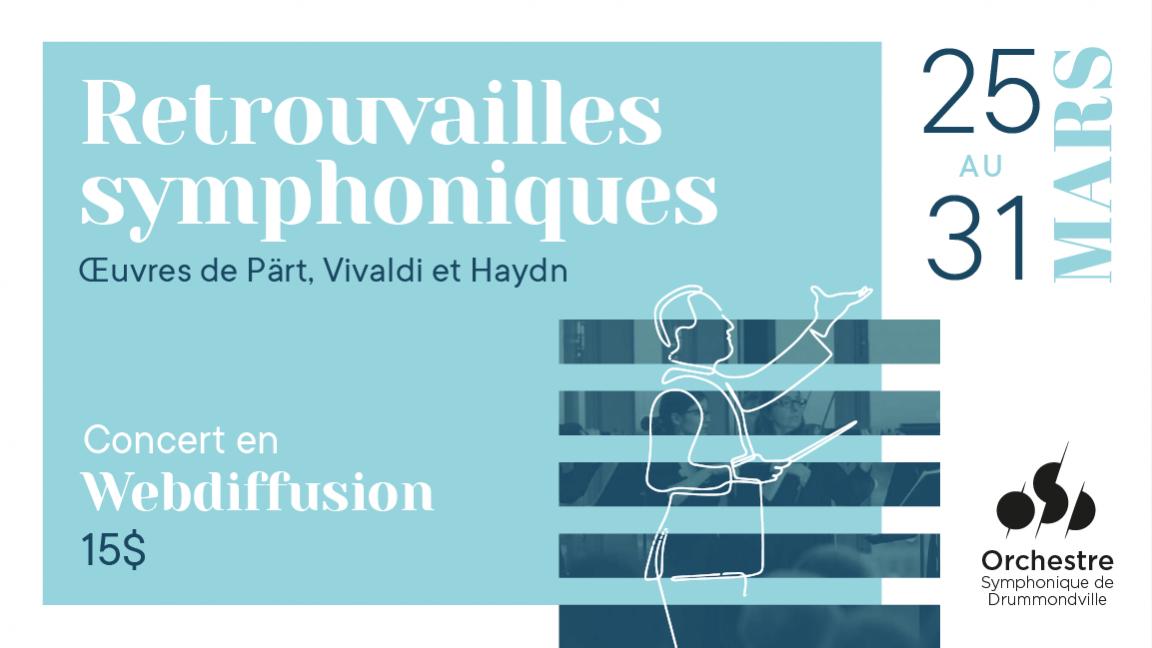 Retrouvailles symphoniques, l'OSD en concert avec les oeuvres de Haydn, Pärt et Vivaldi