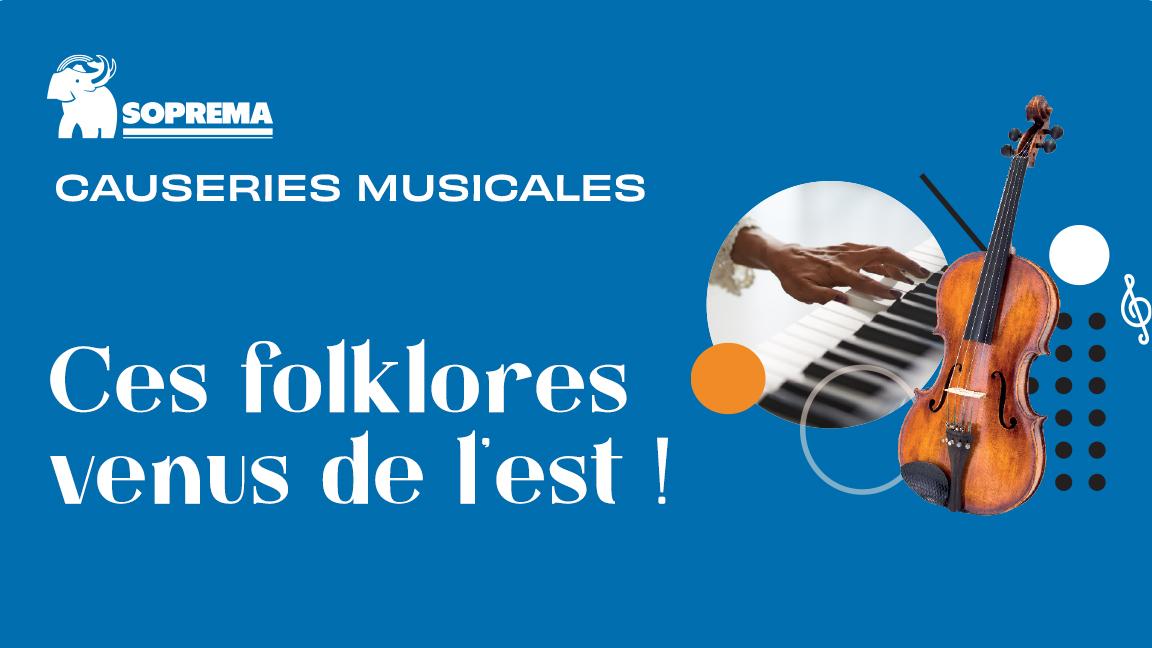 Causeries musicales Soprema - PM