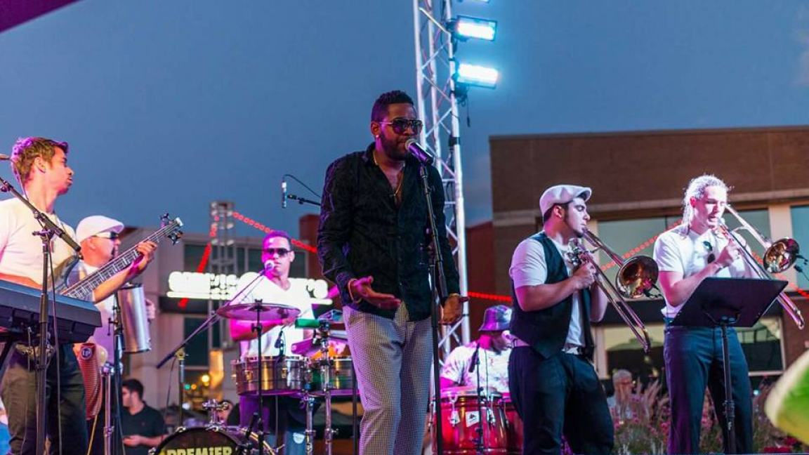 Soirée Latine avec Ruzdell Nunez et ses musiciens