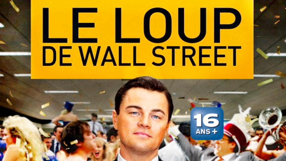 Projection du film Le Loup De Wall Street