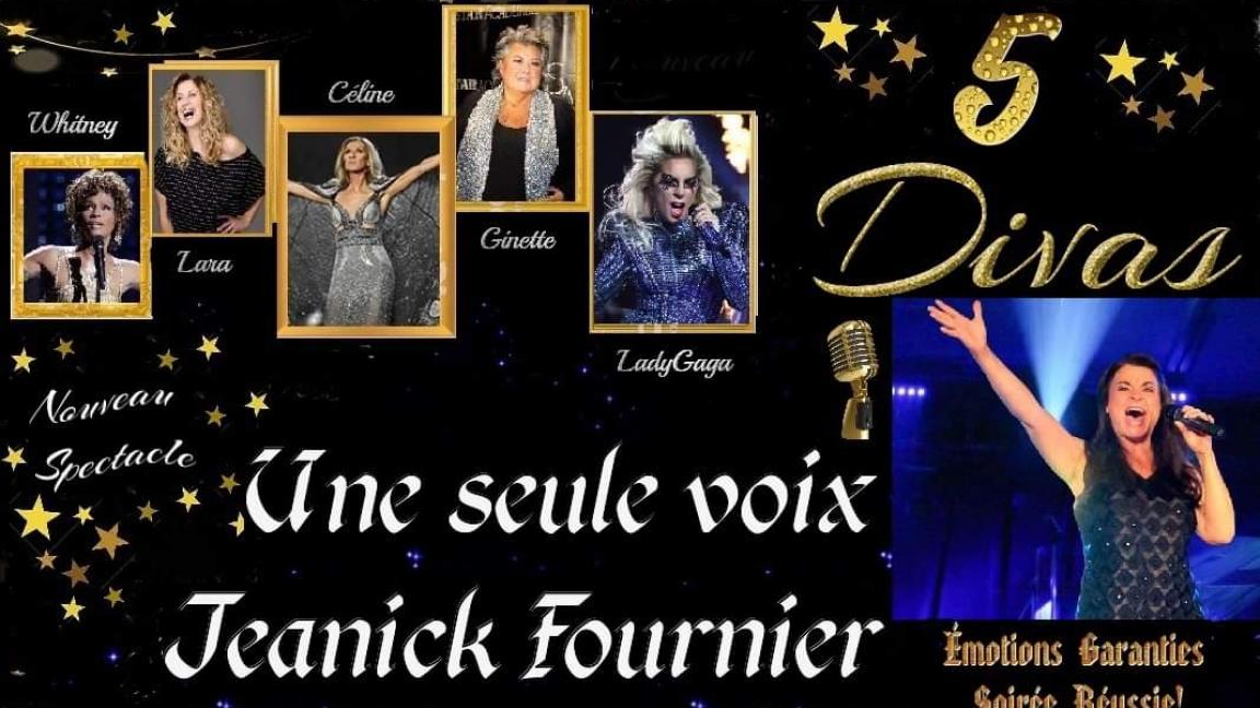 Jeanick Fournier - Une seule voix