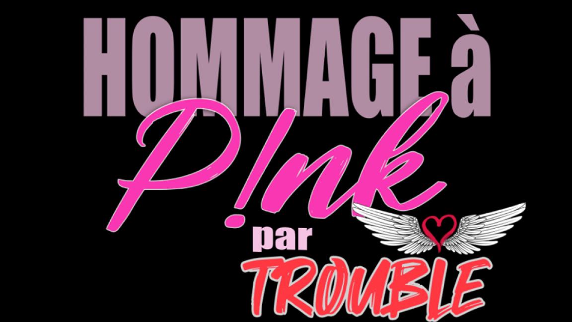 Hommage à Pink par Trouble
