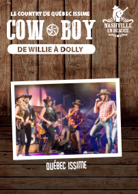 COW-BOY, de Willie à Dolly par Quebec Issime