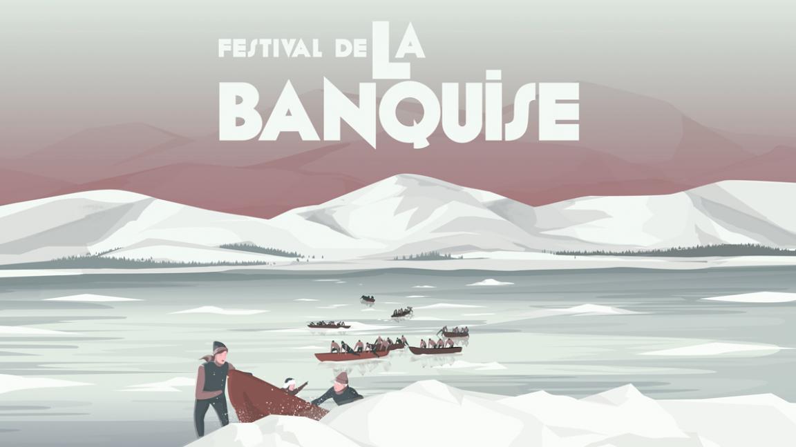 Initiation au canot à glace - Festival de la banquise