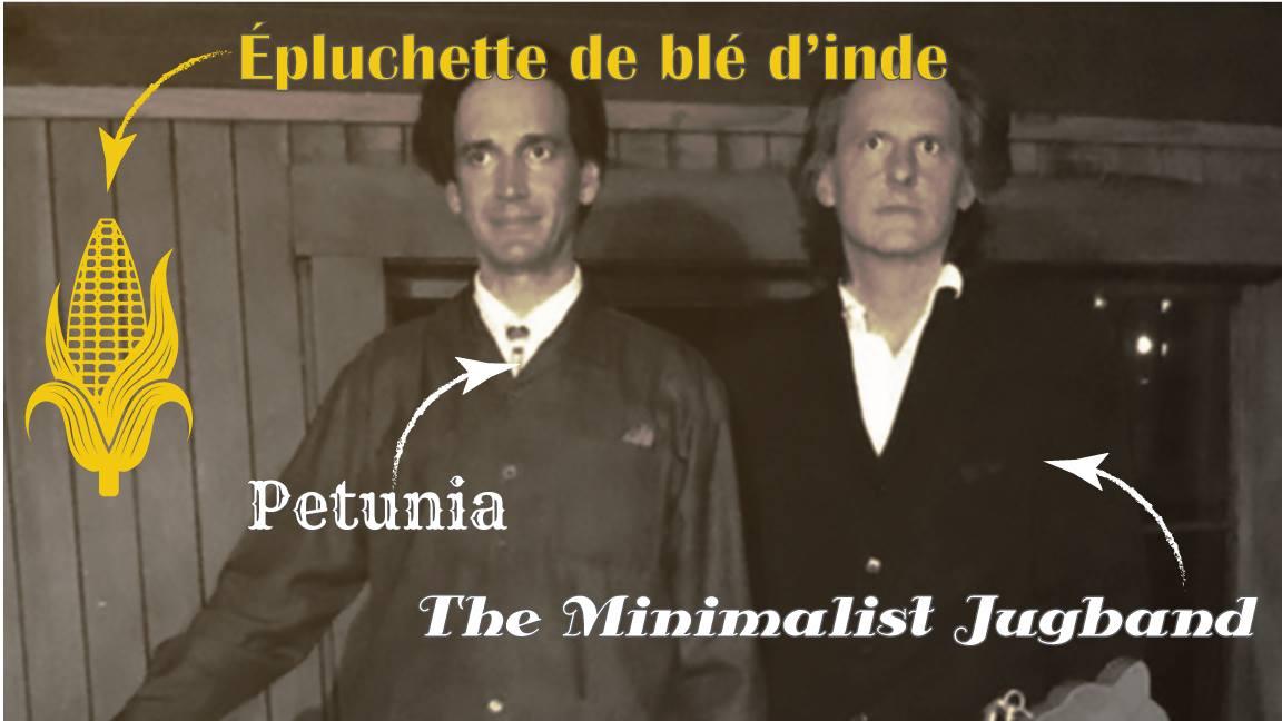 Petunia & The Minimalist Jugband