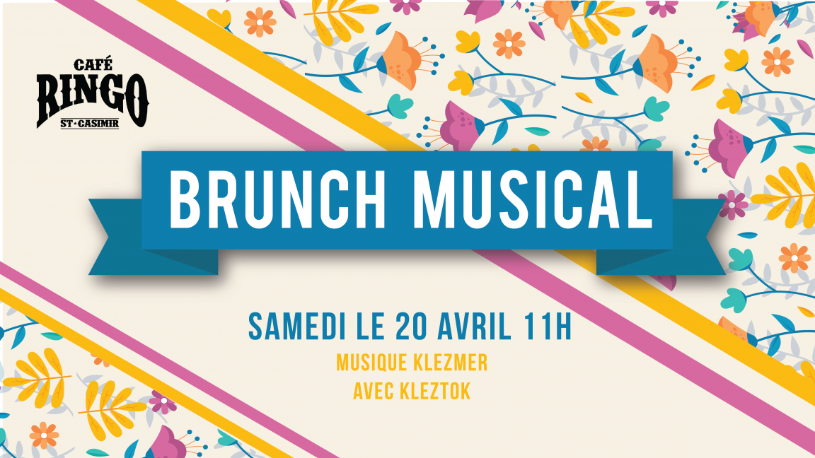 Brunch Musical avec Kleztok