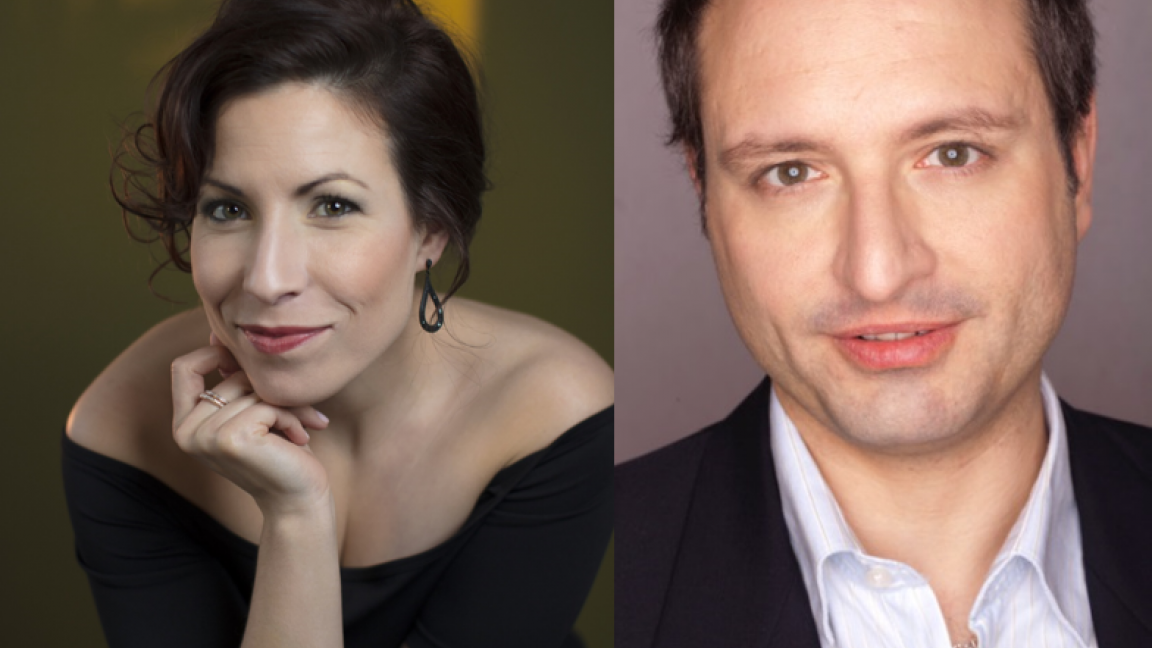 Soirée Simons - Caroline Gélinas, mezzo et Martin Dubé, piano