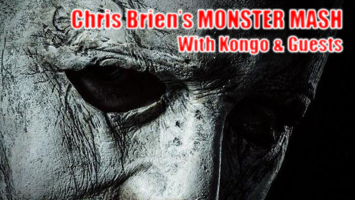 Chris Brien's MONSTER MASH