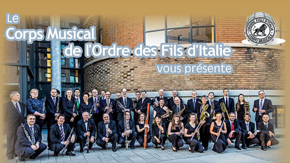 The Corpo Musicale of the Order Sons of Italy