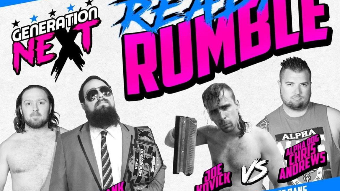 NSPW: Generation Next: Ready to Rumble 2019