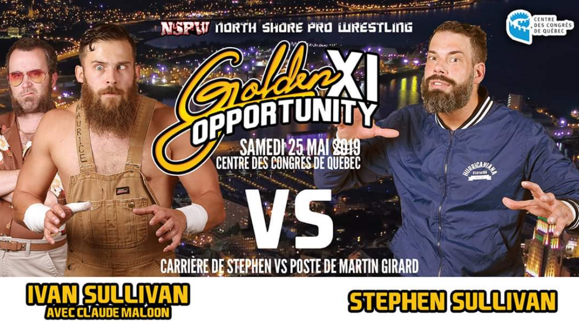 NSPW Golden Opportunity XI