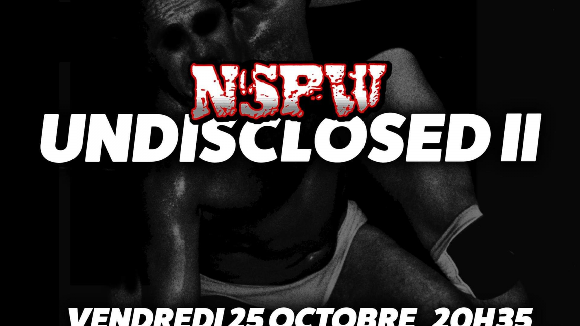 NSPW Undisclosed 2