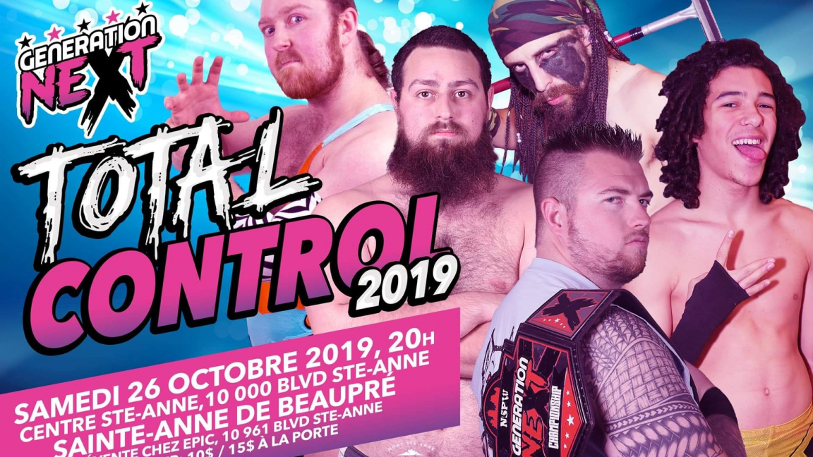 NSPW Generation Next: Total Control 2019
