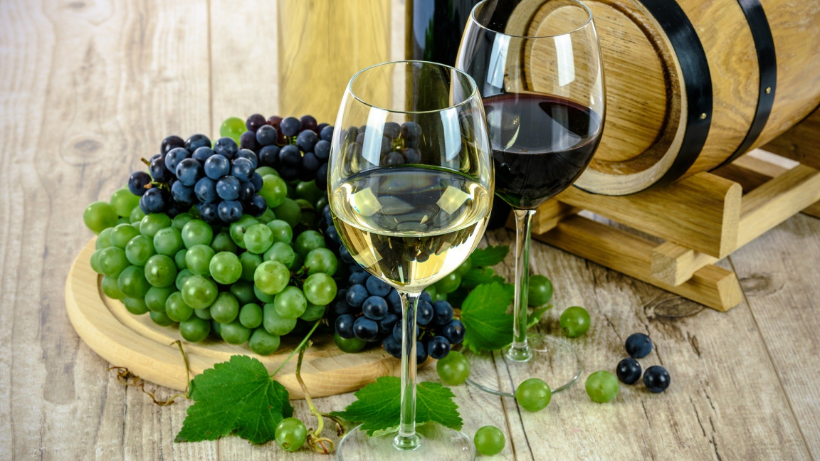 Soirée de dégustation de mets et de vins