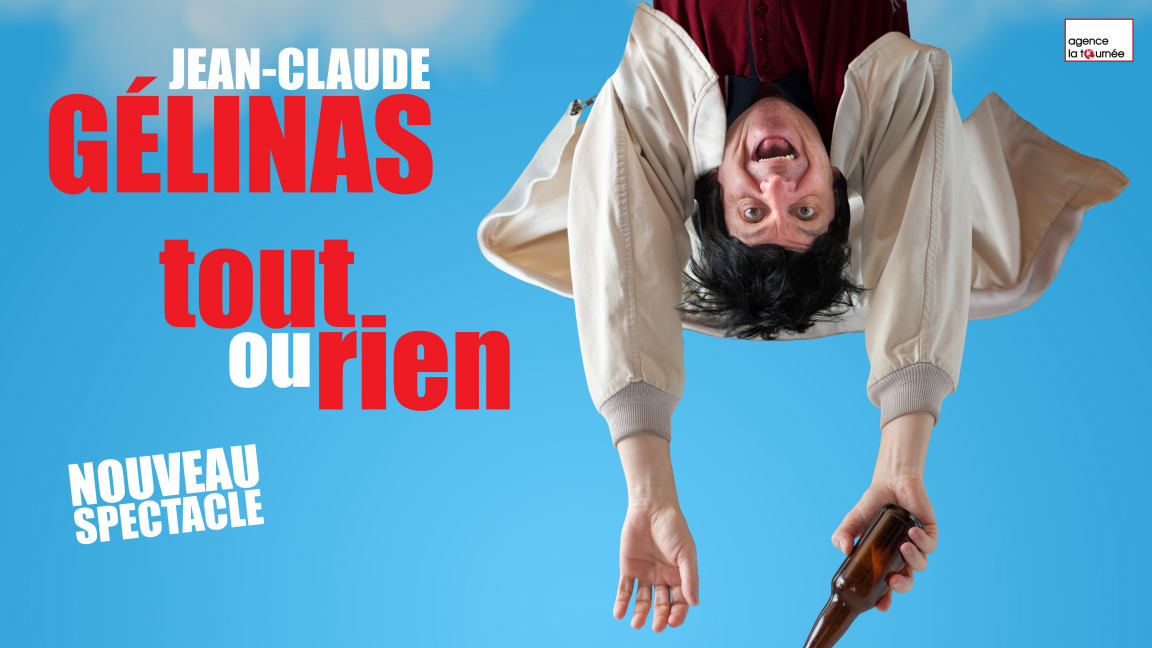 Jean Claude Gélinas