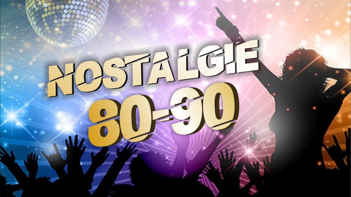 Nostalgie 80,90''