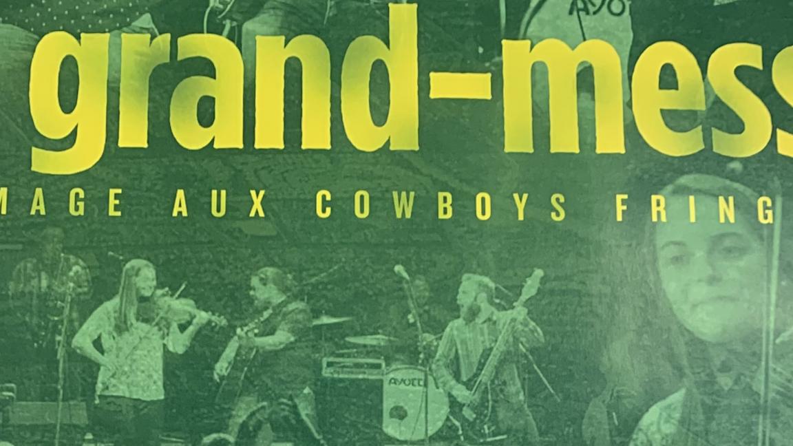 La grand-Messe Hommage aux Cowboys Fringants