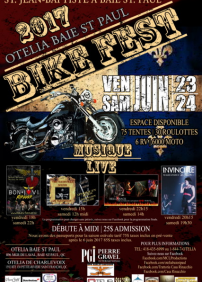 Otelia-Baie-St-Paul présente Bike Fest: Bon Jovi for Ever, JR Harisson, Hell N Black, Invincible The Music & power of Pat Benator – 23 et 24 juin 2017 – Otelia Baie-St-Paul, Baie-Saint-Paul, QC