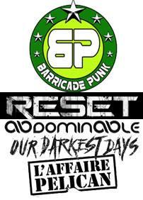 2e anniversaire de Barricade Punk