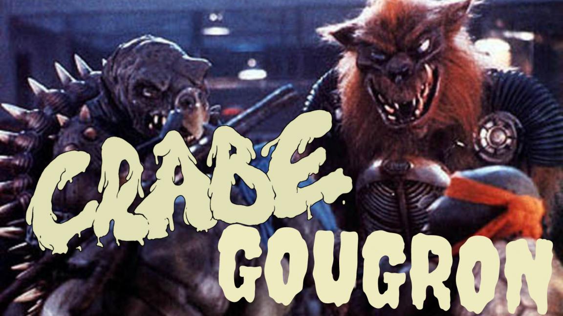 Crabe + Goudron au Café du Clocher