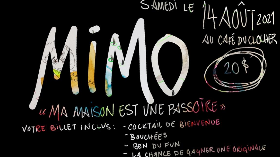 Mimo ''Ma maison est une passoire''