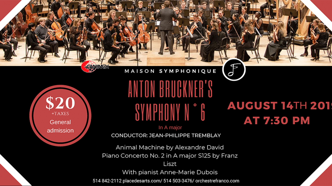 The OF at the Maison Symphonique