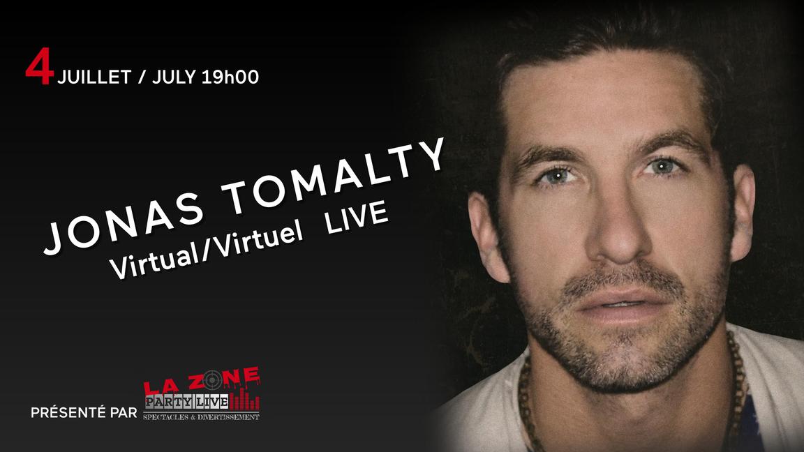 Jonas Tomalty