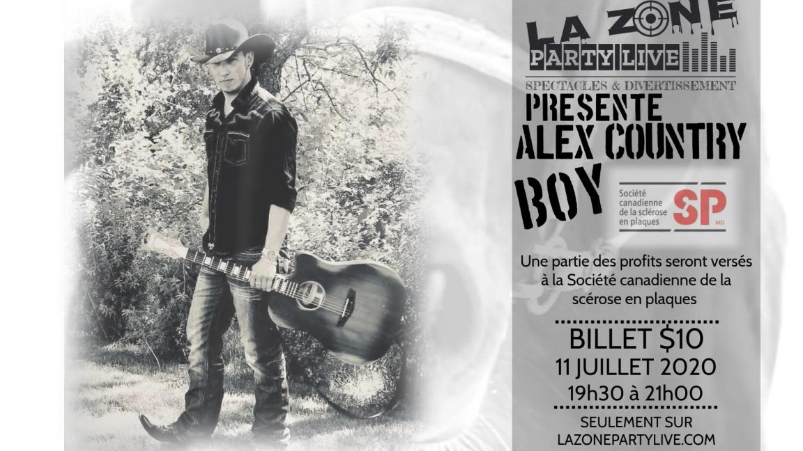 ALEX COUNTRY BOY