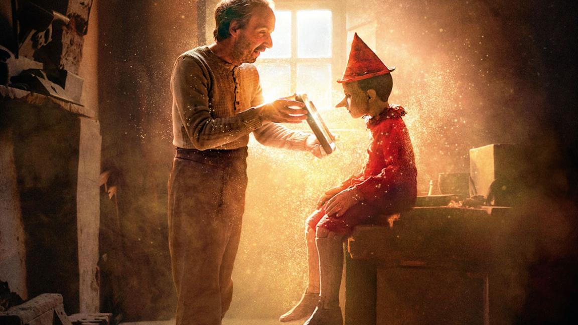 Pinocchio au Centre Henri-Lemieux