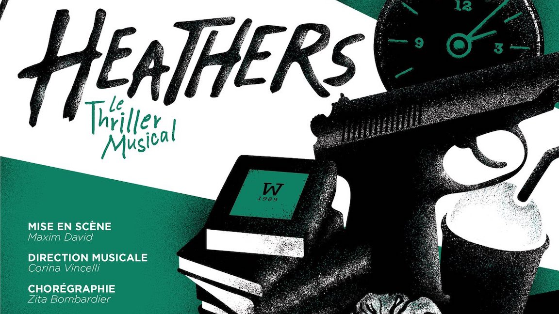 Heathers - Le thriller musical